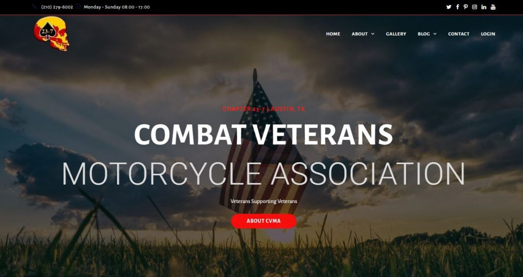combat veterans motorcycle association chapter 23-7