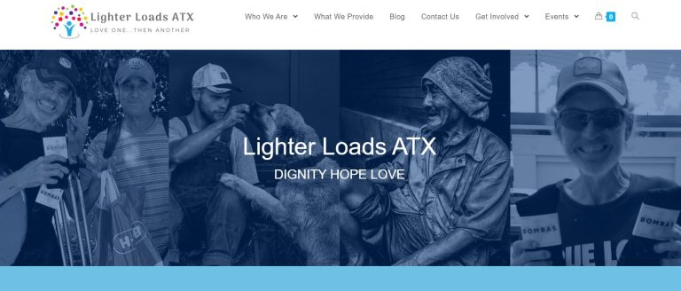 Lighter Loads ATX revamped site