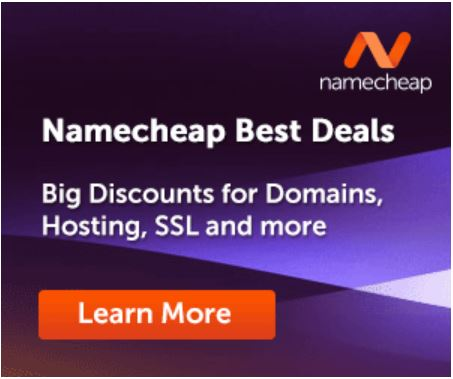 Big Discounts for Domains, Hosting, SSL and more